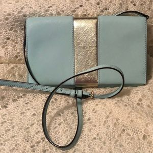 Kate Spade Cedar Street Racing Stripe Cali Purse